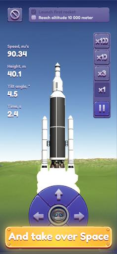 Elon Mars: 3D Spaceflight Simulator 1.5.5 screenshots 18