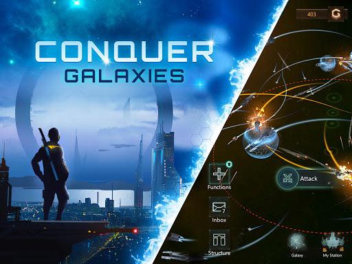 Stellaris: Galaxy Command, Sci-Fi, space strategy  screenshots 19