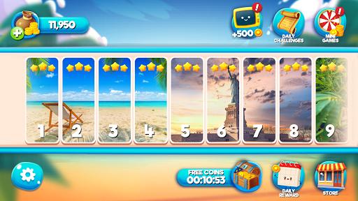 Solitaire TriPeaks Free Card Games  screenshots 22
