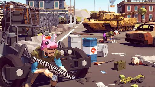 Gun Fire: Free Multiplayer PvP Shooting Game 3D  screenshots 2