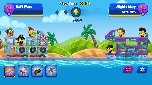 Raft Wars 1.07 screenshots 8