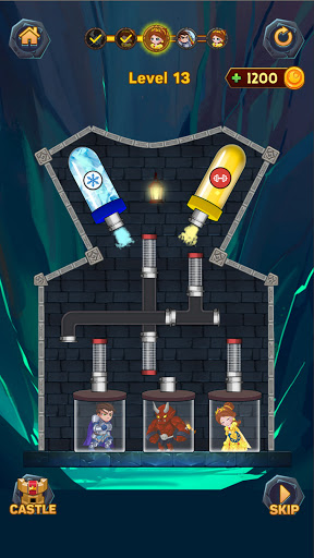 Hero Pipe Rescue: Water Puzzle 2.3 screenshots 8