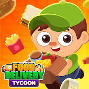Food Delivery Tycoon - Idle Food Manager Simulator