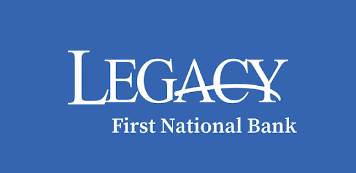 legacy first national credit card login