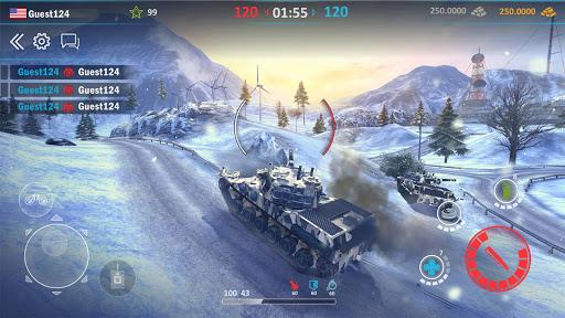 Modern Assault Tanks: Tank Games 3.71.1 screenshots 1