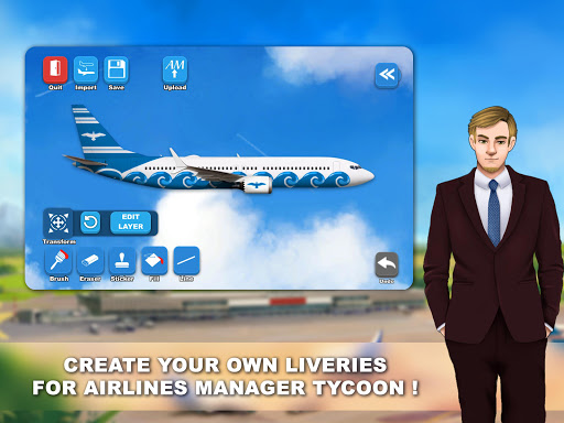 Airlines Painter modavailable screenshots 5