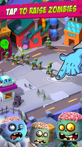 Zombie Inc. Idle Zombies Tycoon Games  screenshots 2