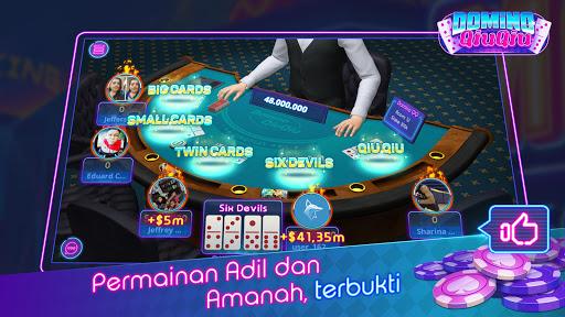 Domino Qiuqiu 3D ZingPlay - Poker QQ 99 Terbaik apkdebit screenshots 13
