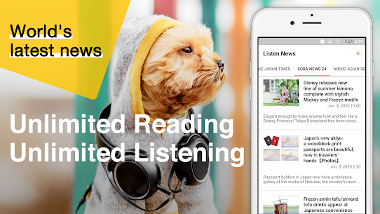 Listen News  English For Pc (Free Download On Windows 10, 8, 7) 1