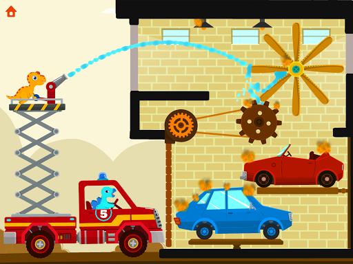 Fire Truck Rescue - Firefighter Games for Kids apktram screenshots 6