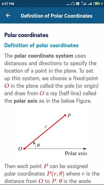 Captura de Pantalla 7 de Trigonometry Mathematics para android