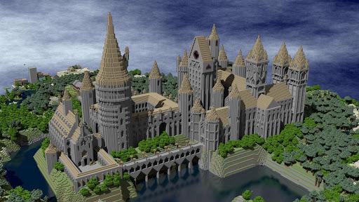 CraftBlock HD: Building 3D Crafting Game  screenshots 2