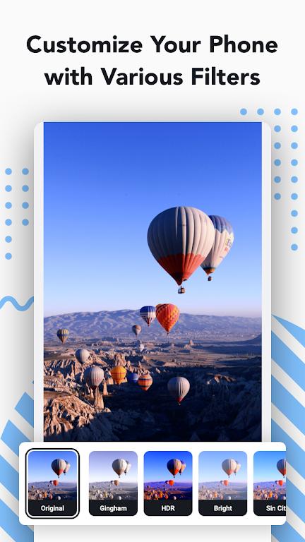 NoxLucky - HD Live Wallpaper, Caller Show, 4D, 4K  poster 4