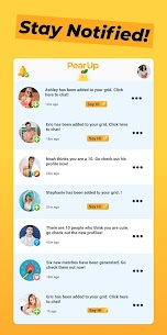 PearUp – Free Dating & Chat App 3