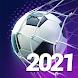Top Football Manager 2021- フットボール・マネージャー
