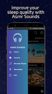 ASMR Sounds ASMR Sleep Sounds ASMR Triggers 1.16 Android Mod APK 1