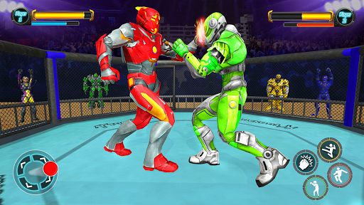 Grand Robot Ring Fighting 2020 : Real Boxing Games 1.19 Screenshots 4