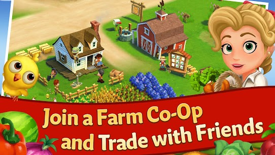 FarmVille 2: Country Escape (MOD, Free Speedup/Barn Upgrades) 4