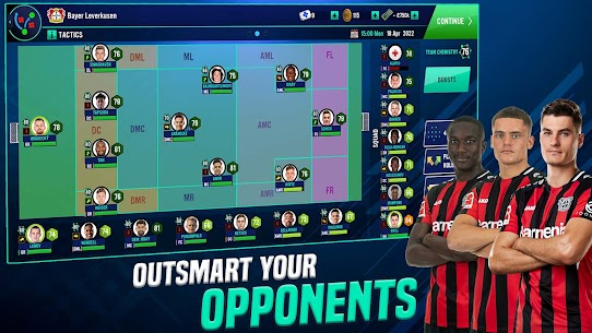 Soccer Manager 2022 Apk İndir 4