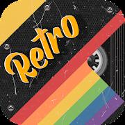 Retro Cam-light leak,lomo,photo filter,Hipstamatic