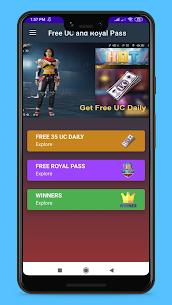 Free Uc And Royal Pass 16 1