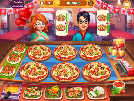 Cooking Crush: New Free Cooking Games Madness 1.3.2 Screenshots 19