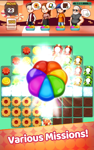 Sweet Jelly Pop 2021 - Match 3 Puzzle 1.0 screenshots 8