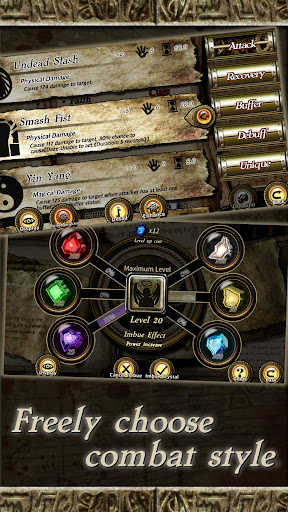 Rune Rebirth screenshots 3