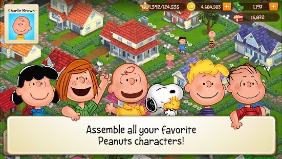Snoopy's Town Tale - City Building Simulator Screenshot