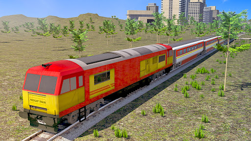 Train Simulator 2020: Modern Train Racing Games 3D 30.9 Screenshots 5