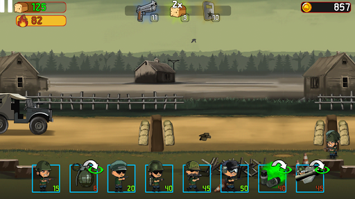 War Troops: Military Strategy Game for Free  Screenshots 15