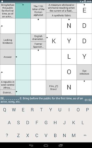 Crosswords CW-2.2.7 Screenshots 8