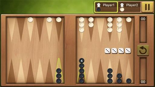 Backgammon King 40.0 screenshots 12