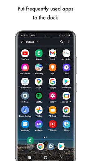 Mini Desktop (Launcher) apktram screenshots 5