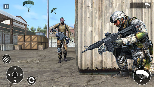 new action games  : fps shooting games screenshots 6