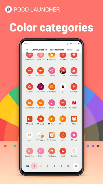 POCO Launcher 2.0 - Customize, Fresh & Clean  poster 6