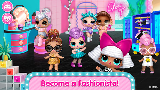L.O.L. Surprise! Disco House u2013 Collect Cute Dolls 1.0.12 screenshots 4