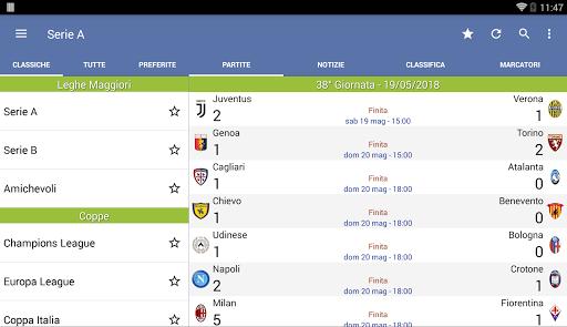 Italian Soccer 2020/2021 2.57.1 Screenshots 14