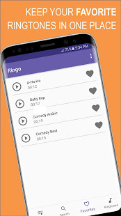 Ringo Ringtones & Notification Sounds - Free 2020