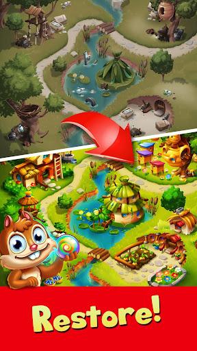 Forest Rescue: Bubble Pop  screenshots 2