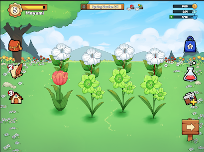Kim's Garden Mod Apk 1.0.2 (Unlimited Money) 7