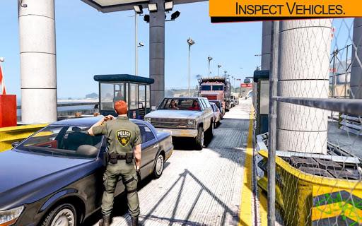 Border Police Patrol Duty Sim Apkfinish screenshots 2