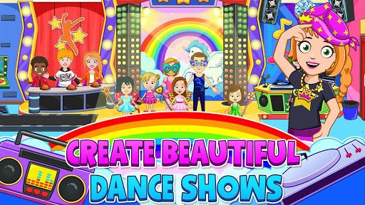 My Town : Dance School. Girls Pretend Dress Up Fun 1.28 Screenshots 5