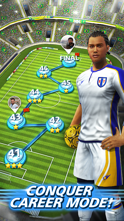 Football Strike - Multiplayer Soccer  poster 4