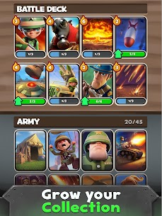 War Heroes: Strategy Card Game for Free 3.1.0 Apk 4
