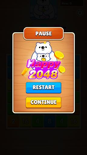 Happy 2048  Pc-softi 4