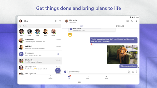 Microsoft Teams apktram screenshots 19
