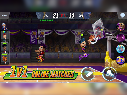 Basketball Arena 1.24 screenshots 11