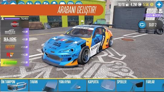 CarX Drift Racing 2 Apk Para Ve Altın Hileli İndir 4