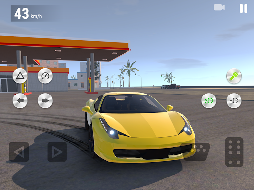 Real Driving School apkpoly screenshots 6